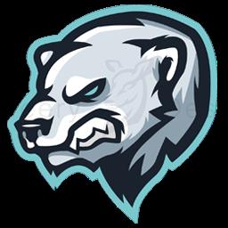 logo beruang marah