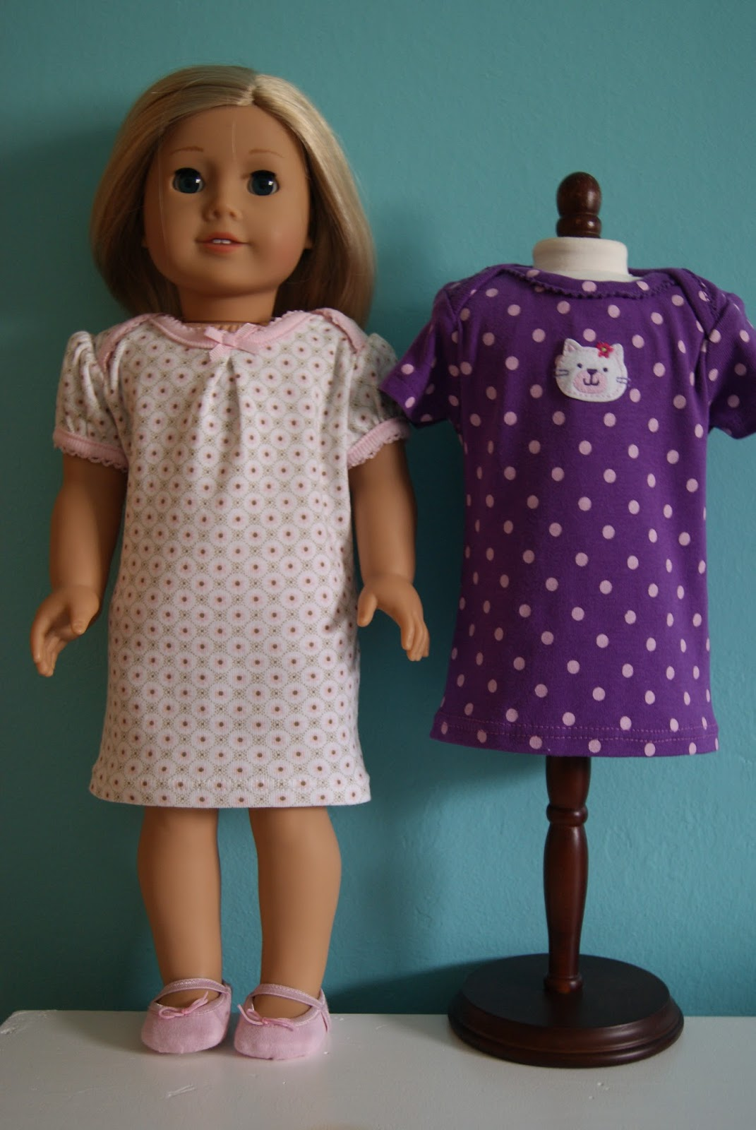 Doll Clothes Patterns By Valspierssews Review Of American: Nest Full Of Eggs: Newborn Onesies To 18-inch Doll Clothes