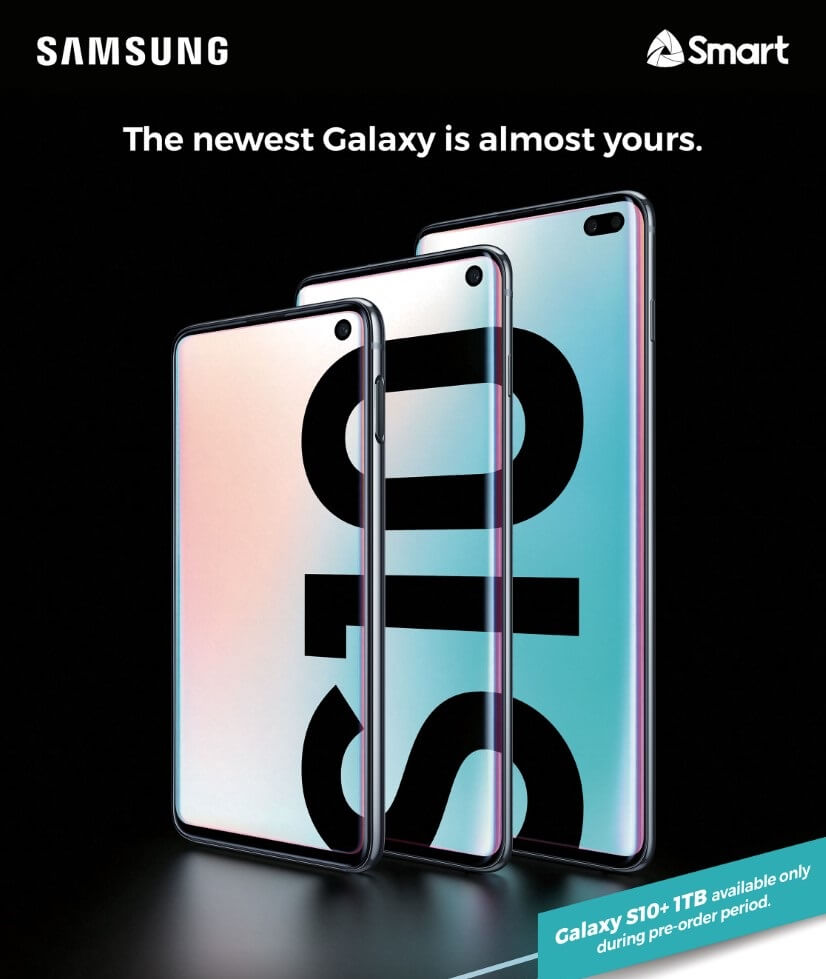 Smart Announces Offers for the New Samsung Galaxy S10 Series
