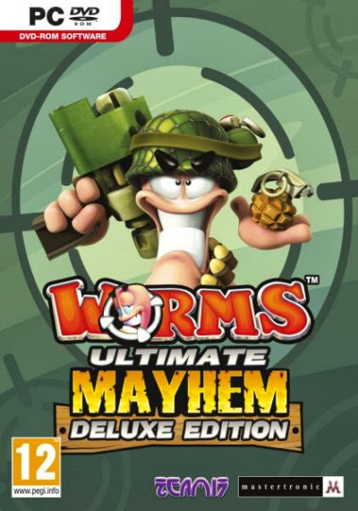 Worms Ultimate Mayhen Free Download | Download Game - Free PC Full Version Games