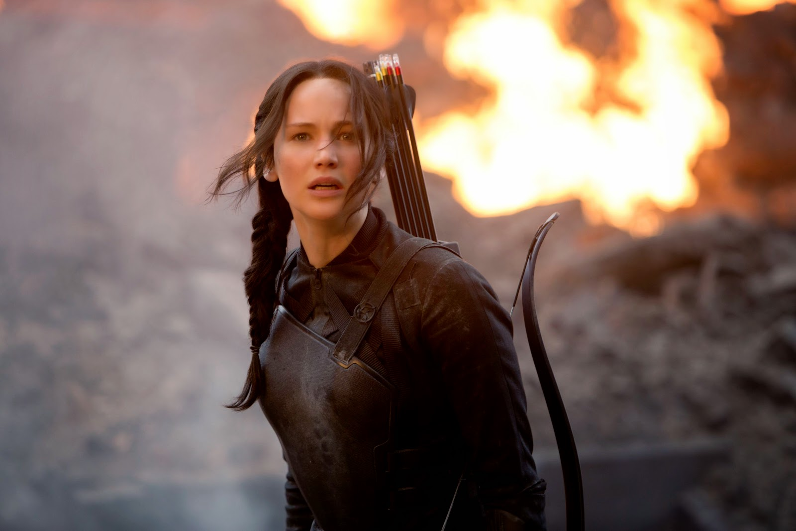 Hunger Games: Mockingjay – Part 1