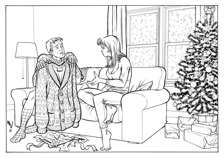 Kev Lev's Blog: Season's Greetings