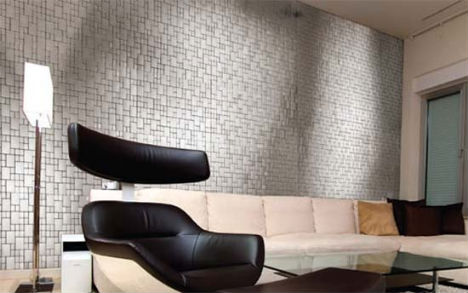 Exotiles Steel And Glass Mosaic Tiles How To Install