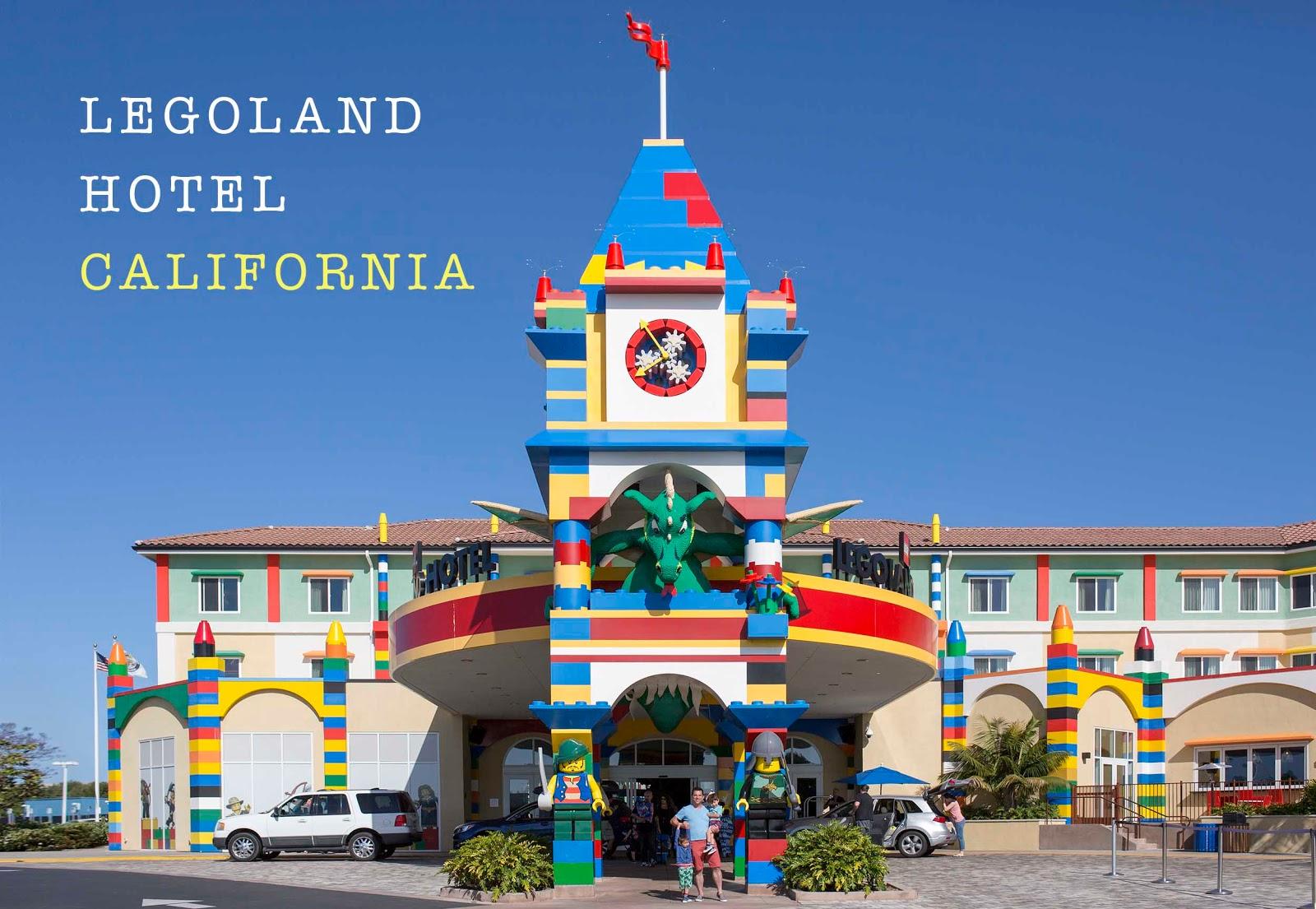 Legoland Hotel Ninjago Room California