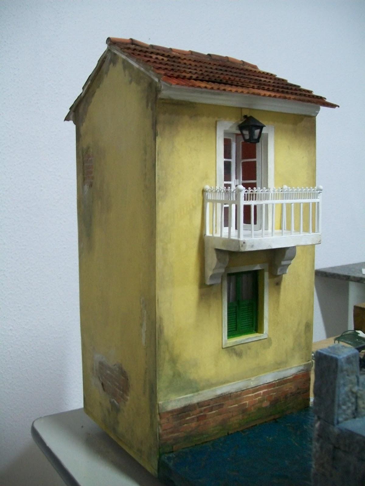Casa do Imaginrio  Passo a Passo  Maquete de Veneza