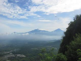 Bukit Menoreh Magelang