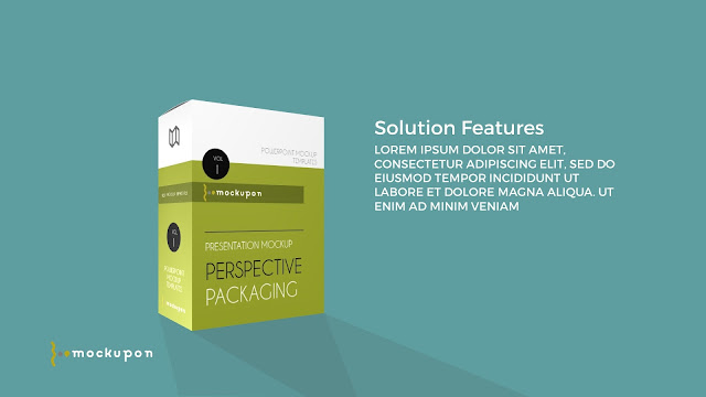 Packaging Box Mockup Powerpoint Templates Slide2