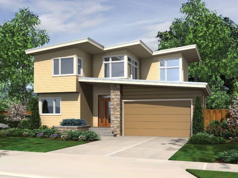 Fotos de fachadas de casas bonitas vote por sus fachadas - Cuanto cuesta hacer una casa de dos plantas ...