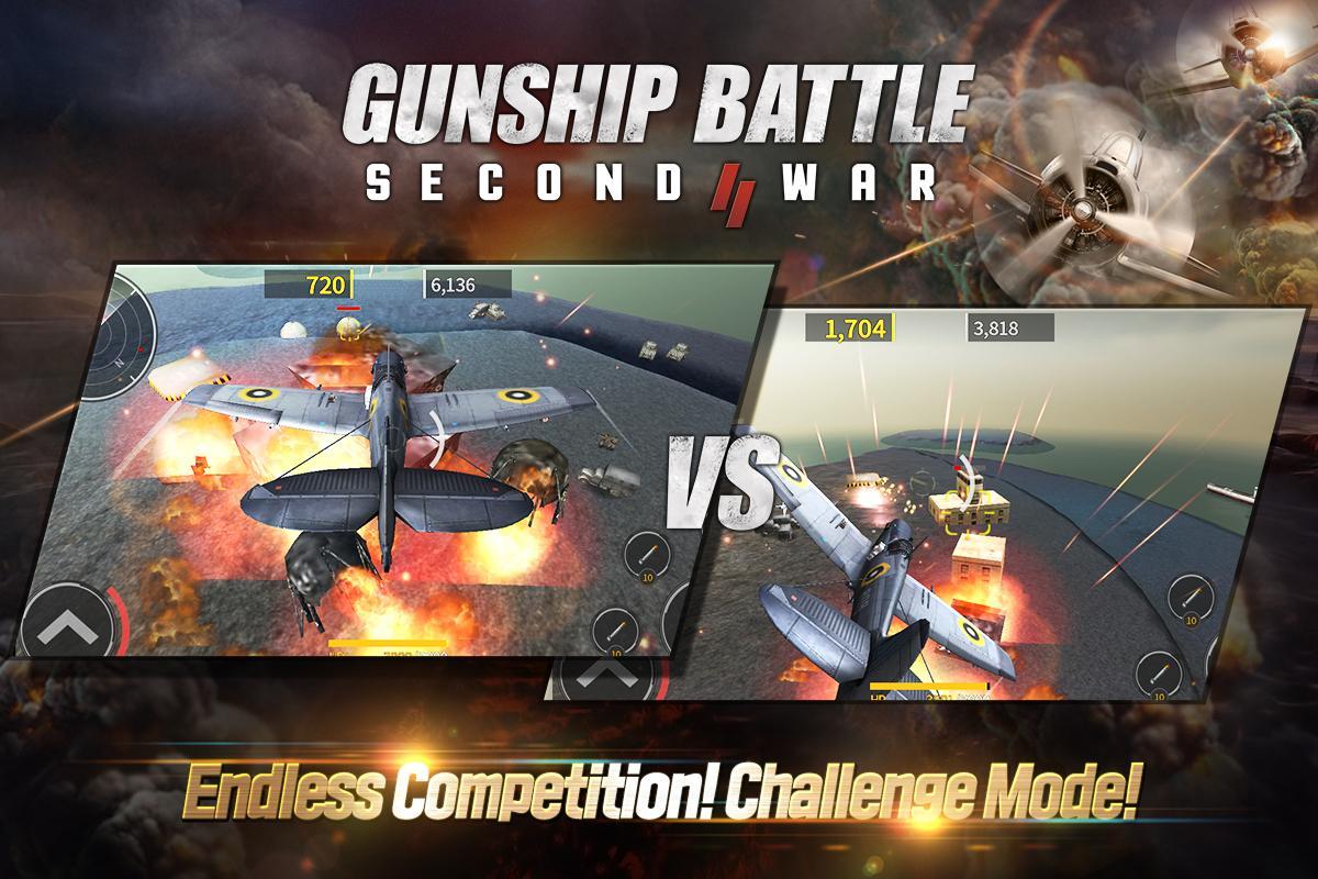 Download Gunship Battle Second War v1.01.08 APK Terbaru