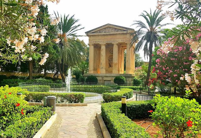 Lower Barraka garden