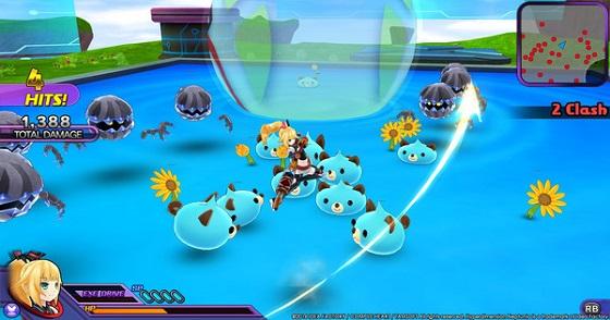 Hyperdimension Neptunia U: Action Unleashed-CODEX