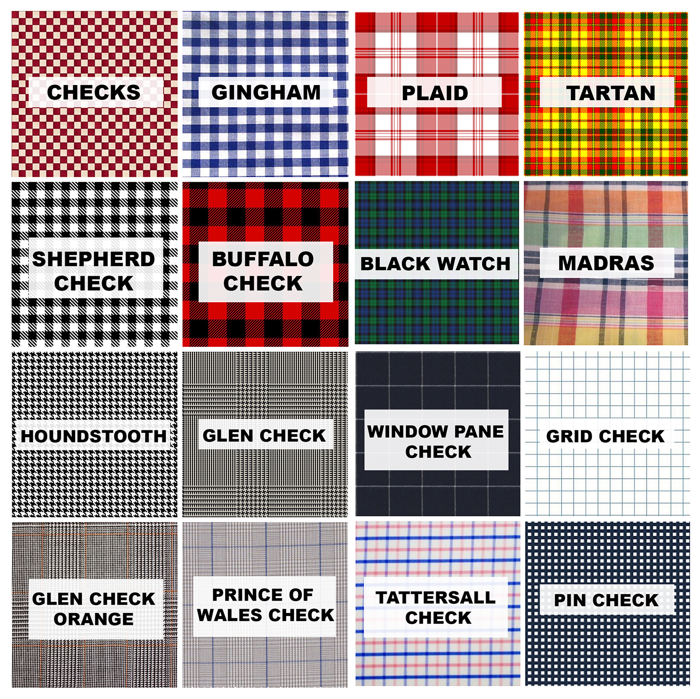 Gingham Vs Plaid Vs Tartan Tartan Vs Plaid Vs Gingham 28