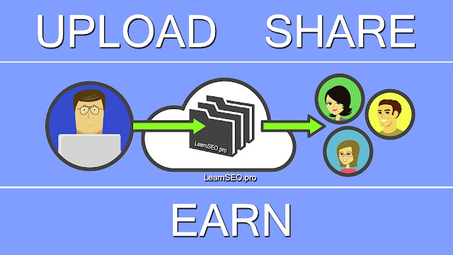 Upload Share Earn
