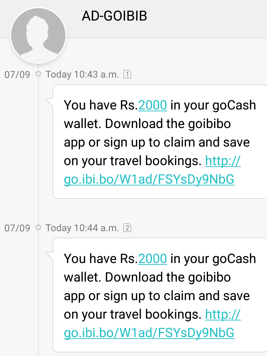GoIbibo GoCash vicious trap  Be careful! - eNidhi India