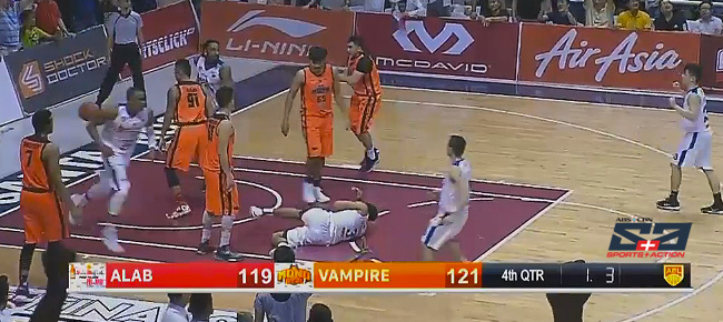Alab Pilipinas def. Mono Vampire, 143-130 in OT (REPLAY VIDEO) Finals Game 1 | April 22