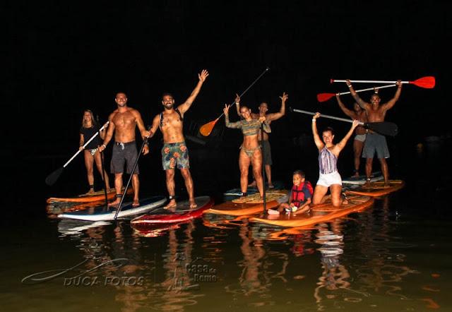 Casa do Remo em Barra de Guaratiba, excelente para pratica de SUP