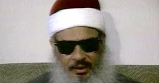 عمر عبد الرحمن.. صاحب  فتوي قتل السادات 87987987