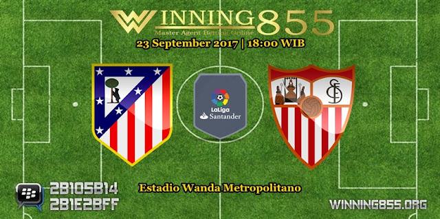 Prediksi Skor Atletico Madrid vs Sevilla