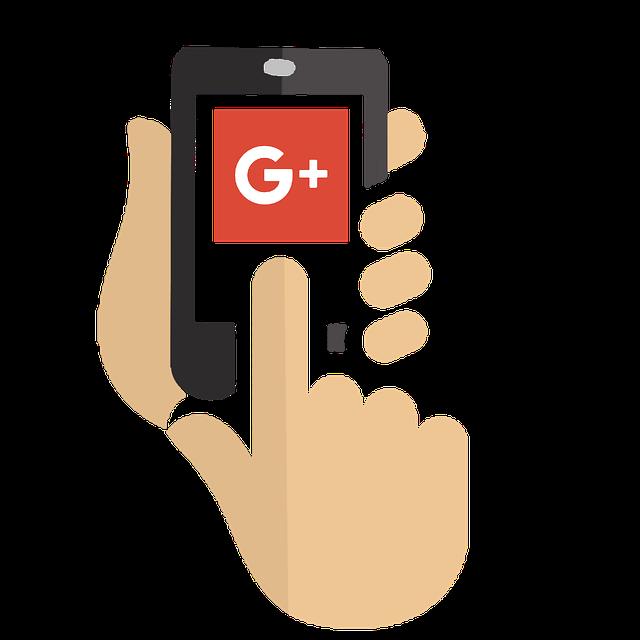 Google+(ぐぐたす)2019年4月2日に終了決定