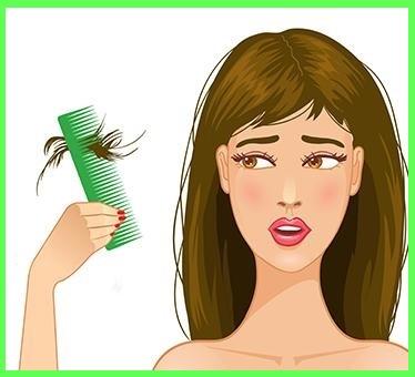 Caduta dei capelli - cause, trattamenti.