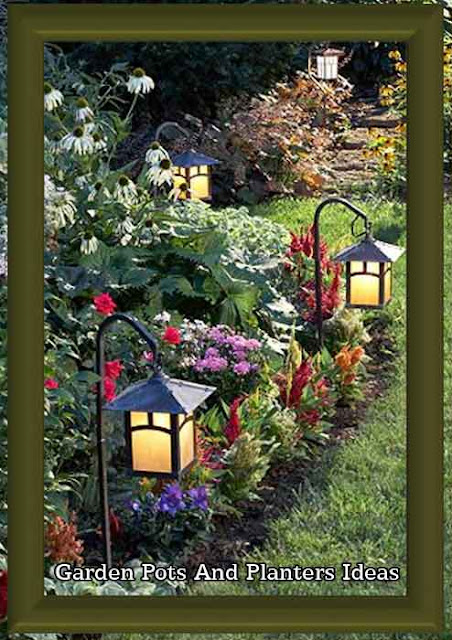 Garden Pots And Planters Ideas