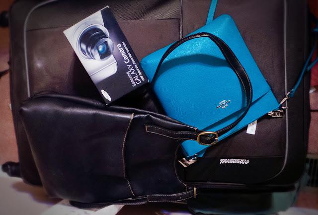Handbags - Travel Essentials