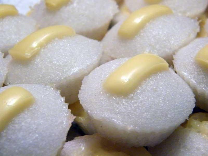 Cheese Rice Cakes Recipe