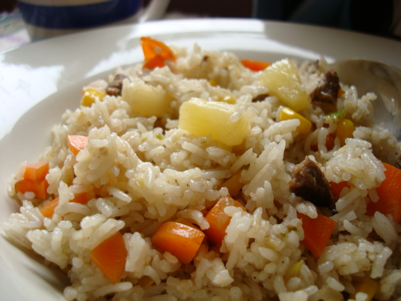 resepi nasi goreng hawaii