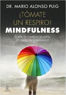 Portada Tómate un respiro Mindfulness