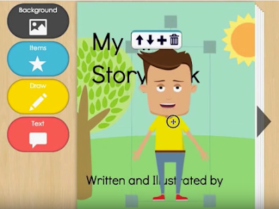 A Great Storytelling Tool for Students