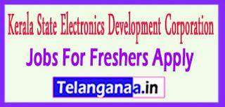 Kerala State Electronic Development CorporationKELTRON Recruitment Notification 2017Last Date 26-03-2017