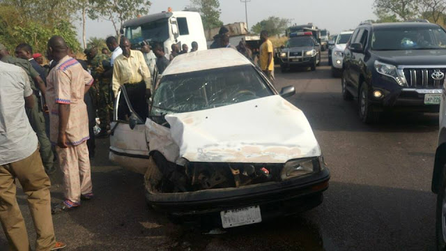 governor otom convoy accident