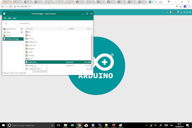 SmagYun Arduino Storage