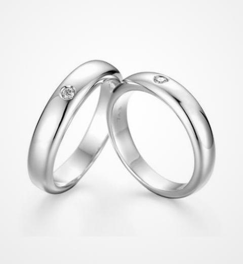 Nhẫn đôi nhẫn cặp BND450A