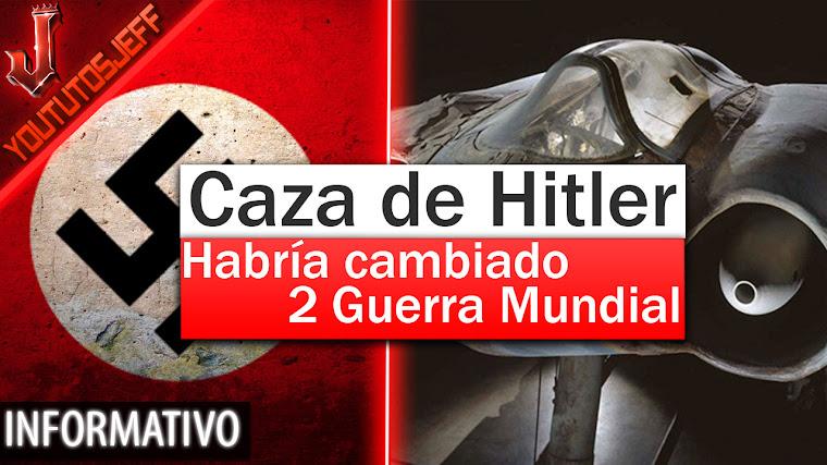 El caza de hitler que habría cambiado la II Guerra Mundial