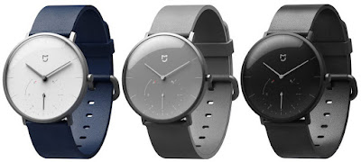 Xiaomi Mijia Quartz Watch launched