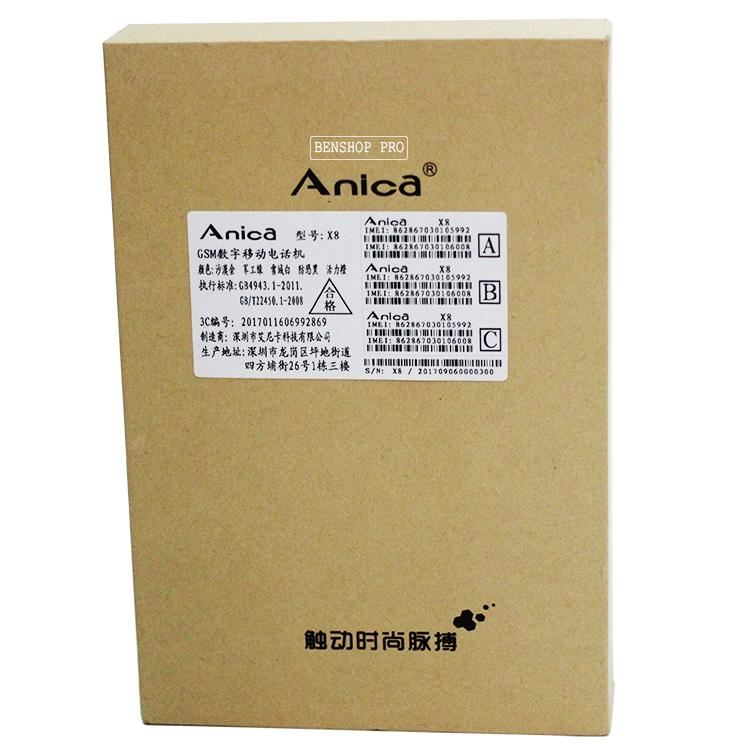 Anica X8