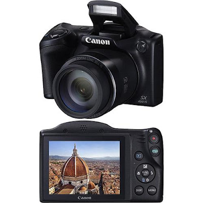 Câmera Digital Semiprofissional Canon Powershot SX400IS