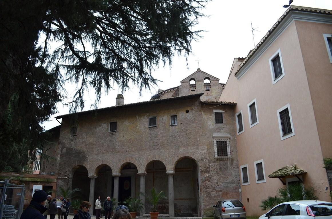 I Viaggi Di Raffaella Roma La Basilica Di Santo Stefano