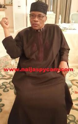 Babangida Returns to Nigeria