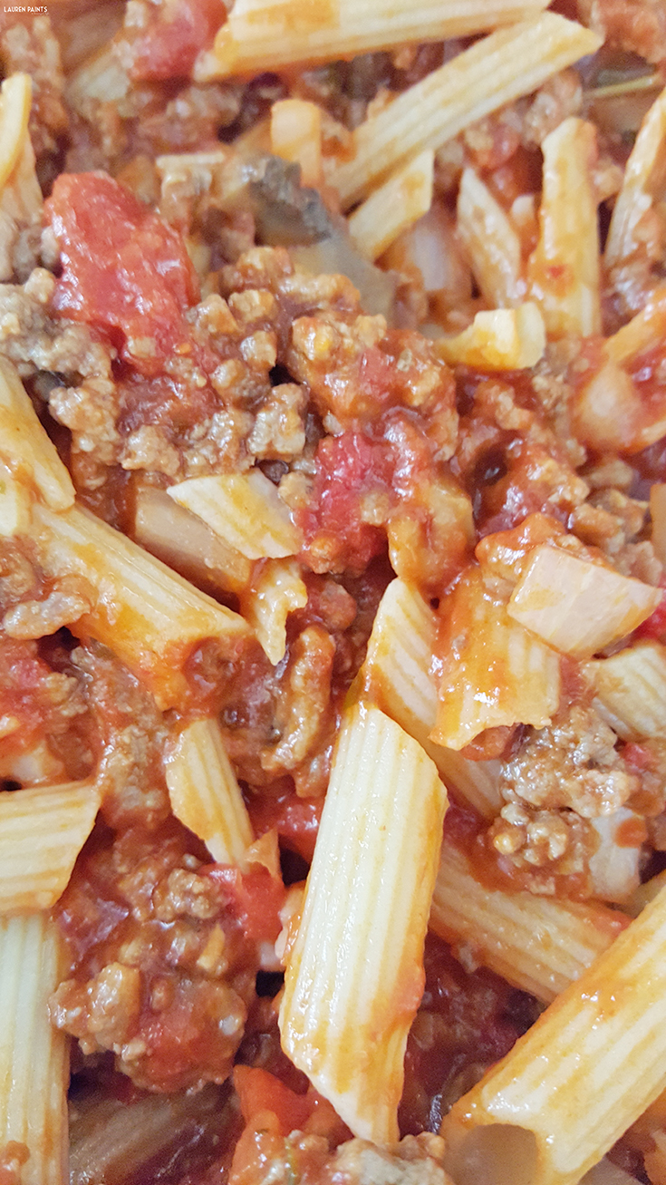 Some recipes are meant to be shared, this Mostaccioli recipe is definitely one of them. Gluten-free, simmered in tradition, and absolutely delicious...http://ooh.li/cb3ea9e