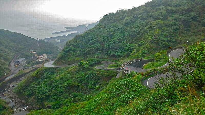 Love the Fold: Spring Ride in Taiwan Day 1 - Taipei to