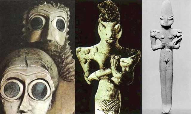 The Ancient Anunnaki. Are They Reptilian Gods Of The Distant Past?