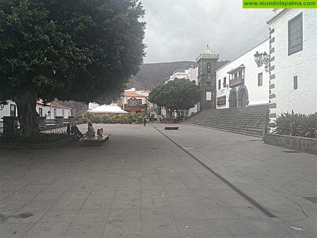 El PP propone un concurso de ideas para mejorar la imagen estética de la plaza de Santo Domingo