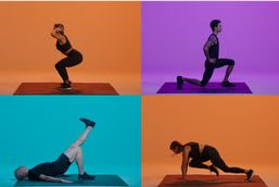 9-Minute Workout กายบริหาร 9 ท่าใน 9 นาที เรียกความฟิตให้กล้ามเนื้อทุกส่วน