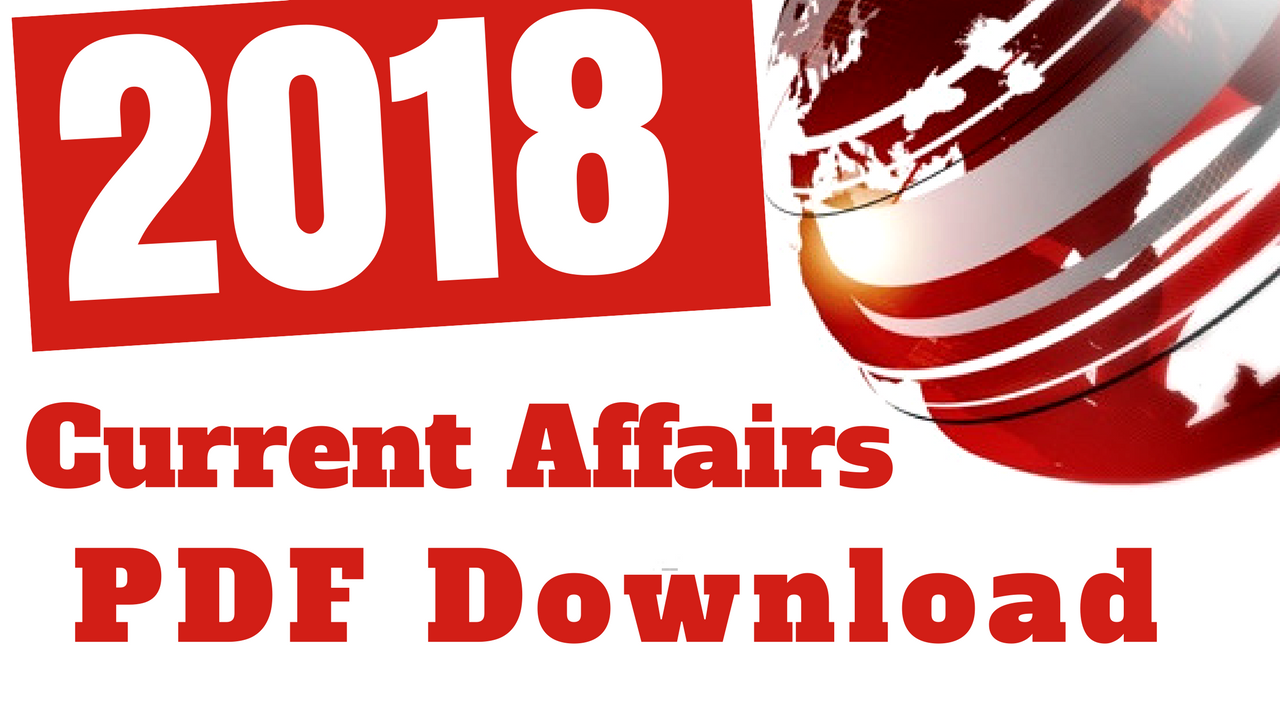 Monthly Current Affairs Pdf 2019 | Gr8AmbitionZ | Prepare for IBPS