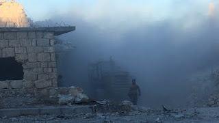Department-Defense-Russian-militants-in-Syria-used-gas-mustard