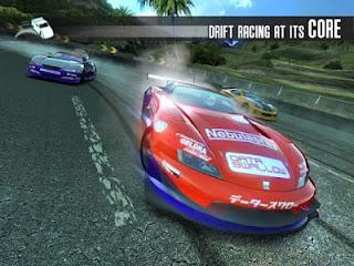 Ridge Racer Slipstream HD MOD V2.3.7 Unlimited Money