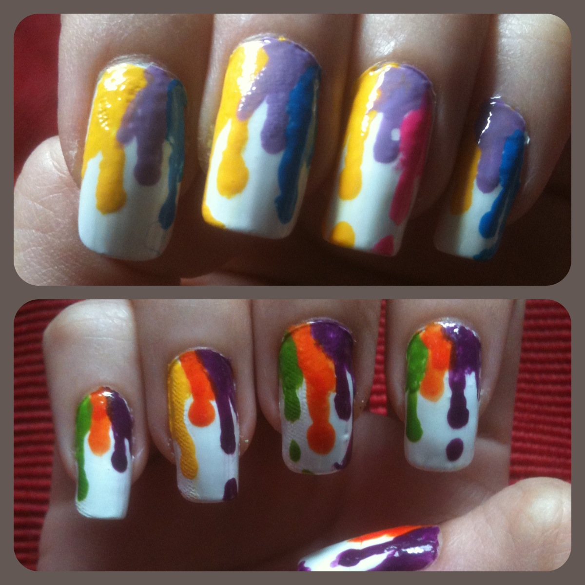 Beauty Babes: Paint Drips