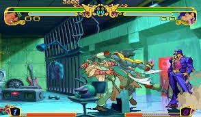 Free Download jojo's bizarre Adventure Games PS1 For PC Full Version ZGASPC